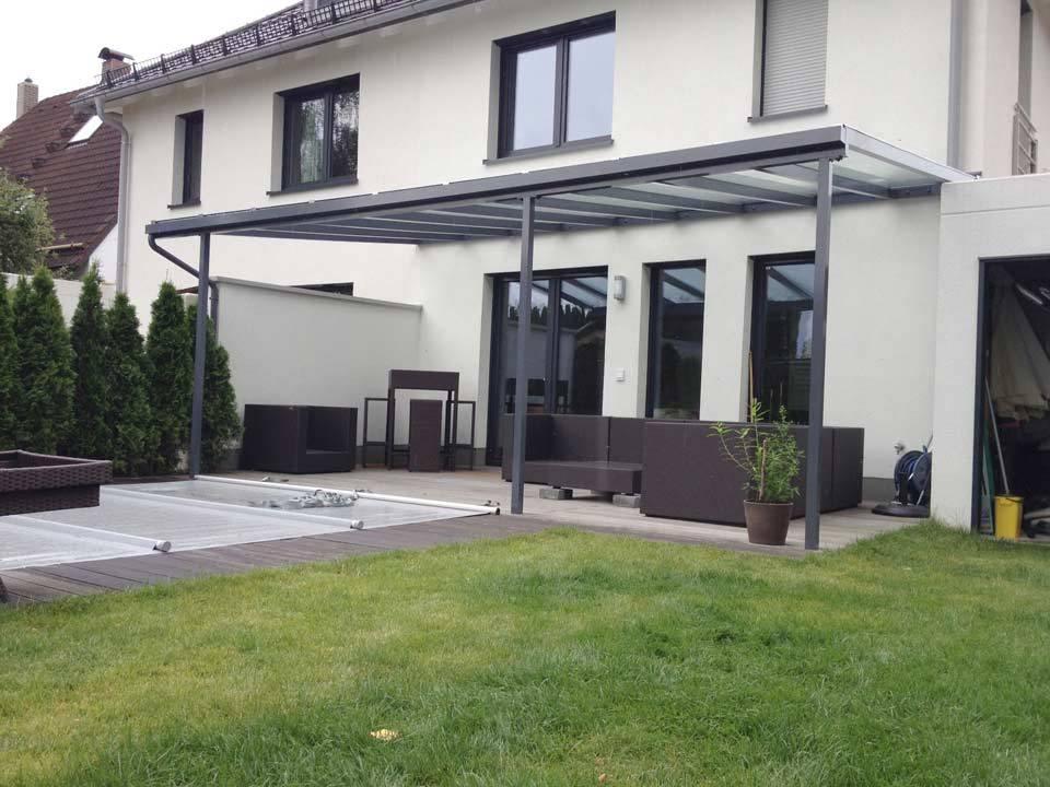 Terrassenüberdachungen aus Metall von Stefan Lutz Überdachungen