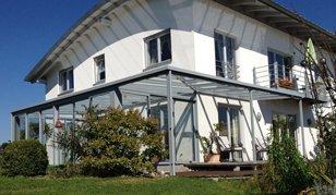 individuelle Terrassenüberdachungen nach Ihren Wünschen