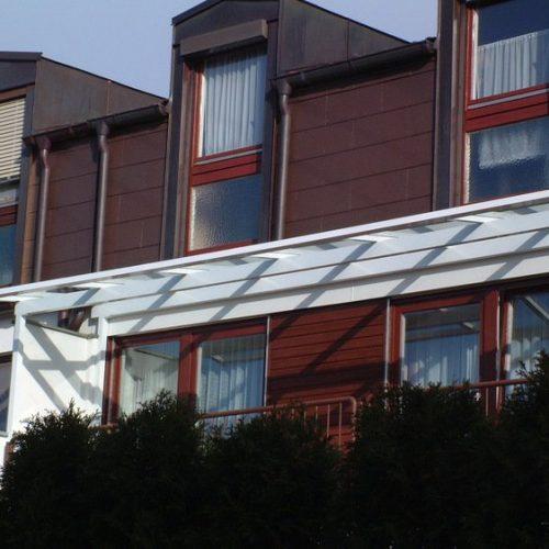 Balkonüberdachung von Stefan Lutz Überdachungen