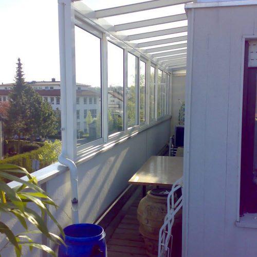 Balkonverglasung von Stefan Lutz Überdachungen