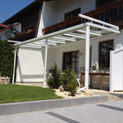 individuelle Terrassenüberdachung von Stefan Lutz München