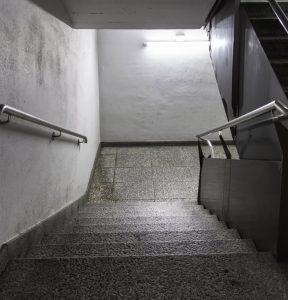 Kellerabgang dunkel
