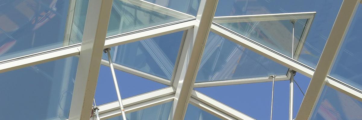 Belüftung Glas München