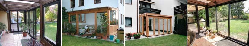 Galerie Holzwintergärten Vorschau